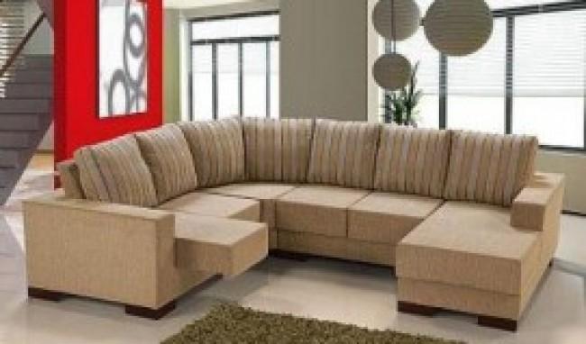 sofás de canto com chaise fotos 3 Sofás De Canto Com Chaise Fotos