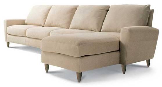 sofás de canto com chaise fotos1 Sofás De Canto Com Chaise Fotos