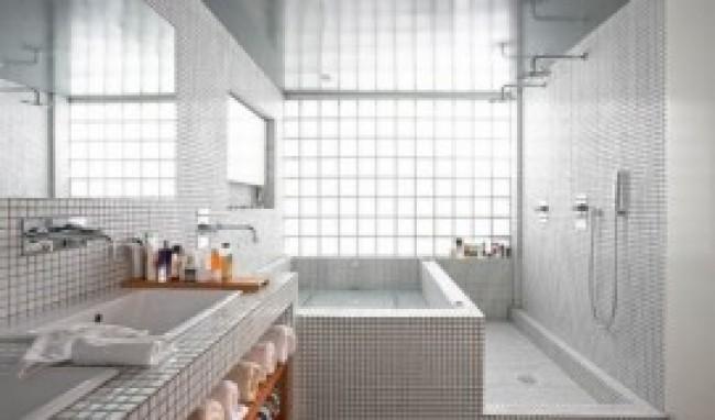 tijolos de vidro para banheiros dicas fotos 4 Tijolos De Vidro Para Banheiros Dicas, Fotos