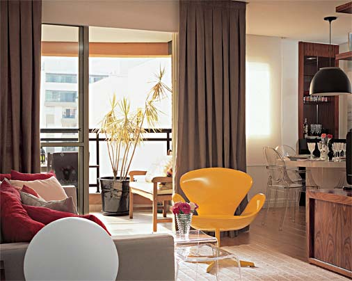 Sala De Jantar Pequena E Barata ~  Pequena e Barata 300×239 Decoração de Sala Simples, Pequena e Barata