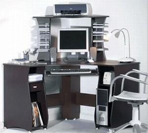 Mesa para Computador Preços Onde Comprar 300x270 Modelos de Mesa de Computador