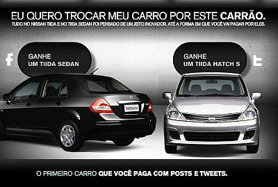 Promoção Nissan Quero Meu Carrão Promoção Nissan Quero Meu Carrão