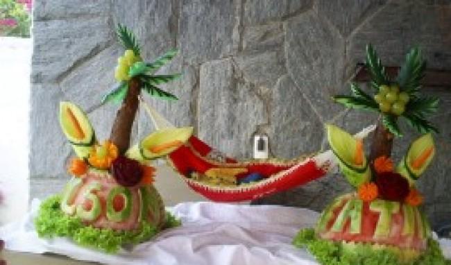 curso de esculturas em frutas e legumes61 Curso de Esculturas em Frutas e Legumes