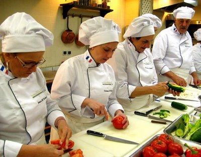 Curso de culinaria para iniciantes sp