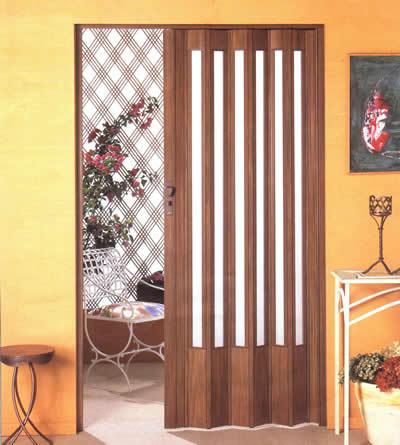 decoracao com porta de madeira sanfonada fotos Decoração com Porta de Madeira Sanfonada Fotos