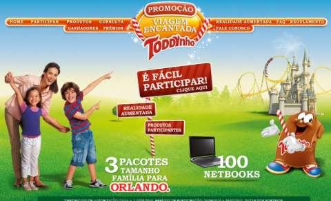 promoçao viagem encantada toddynho www.toddynho.com .br  Promoção Viagem Encantada Toddynho, www.toddynho.com.br