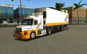 Transportadora Sete Lagos, Cargas