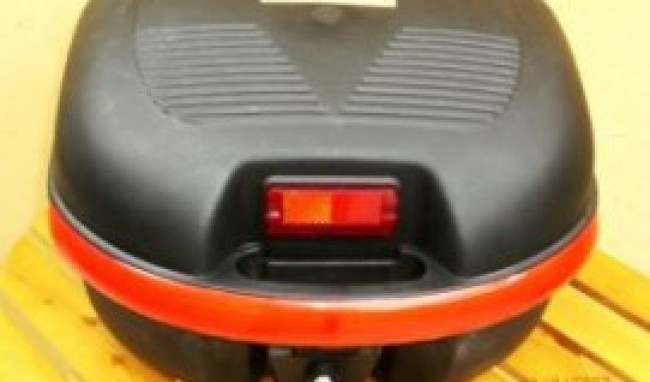 Bauleto para Moto Modelos Preços1 Bauleto para Moto, Modelos, Preços