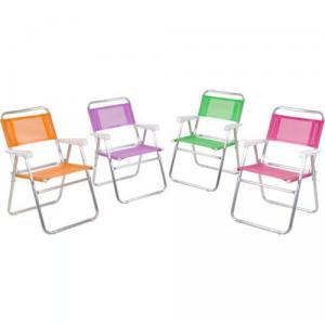 Cadeira de Praia Alumínio Mor Preço Onde Comprar Cadeira de Praia Alumínio Mor Preço, Onde Comprar