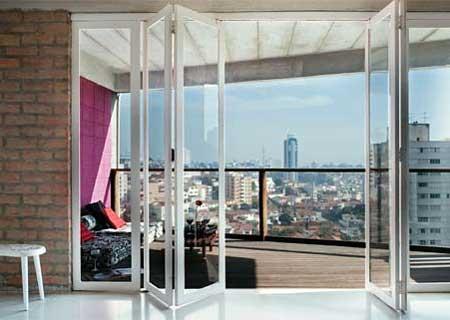 casas com varandas de vidro fotos Casas com Varandas de Vidro Fotos
