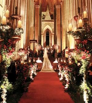 decoração de casamento com flores dicas 1 Decoração De Casamento Com Flores, Dicas