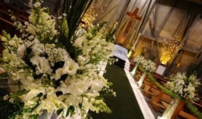 decoração de casamento com flores dicas 2 Decoração De Casamento Com Flores, Dicas
