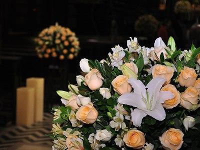 decoração de casamento com flores dicas Decoração De Casamento Com Flores, Dicas