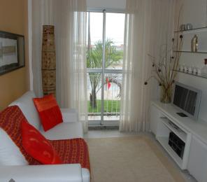 decoração de salas pequenas ideais e fotos 5 Decoração de Salas Pequenas Ideais e Fotos