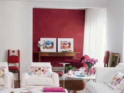 Decorar casas com pouco dinheiro for Como decorar una sala larga y angosta