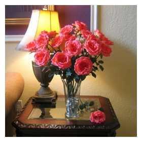flores artificiais para decoração de ambientes Flores Artificiais para Decoração de Ambientes