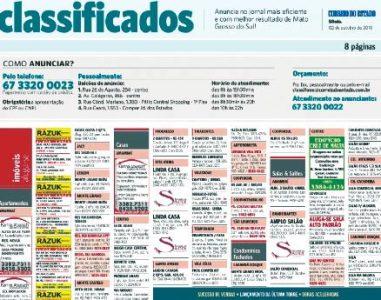 jornal correio do estado empregos Jornal Correio Do Estado Empregos