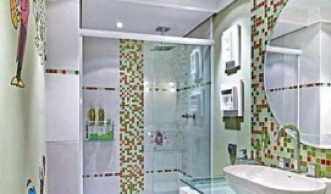 lavabos com pastilhas de vidro fotos 2 Lavabos Com Pastilhas De Vidro, Fotos