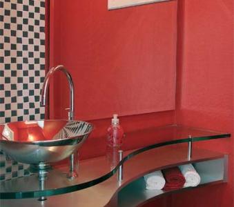 lavabos com pastilhas de vidro fotos Lavabos Com Pastilhas De Vidro, Fotos