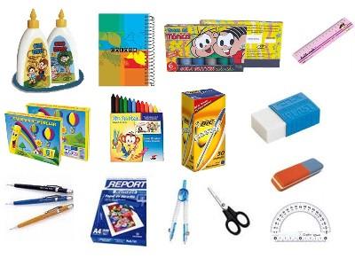 lista de material escolar educação infantil Lista De Material Escolar Educação Infantil