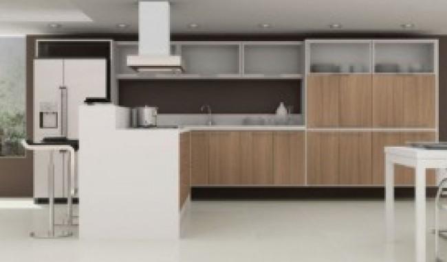 moveis em madeira para cozinha fotos 2 Móveis Em Madeira Para Cozinha, Fotos