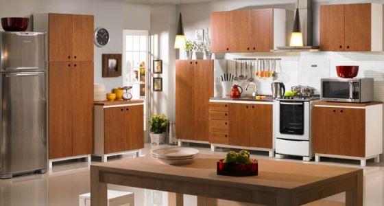 moveis em madeira para cozinha fotos Móveis Em Madeira Para Cozinha, Fotos