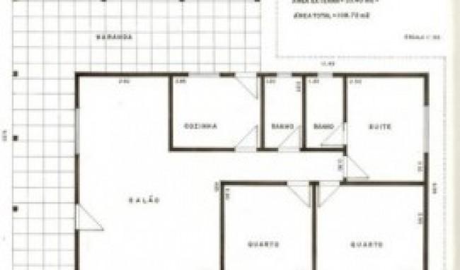 projetos de casas terreas 2 Projetos De Casas Térreas