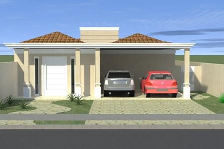 projetos de casas terreas Projetos De Casas Térreas
