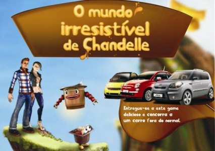 promoção nestle o mundo irresistivel de chandelle Promoção Nestlé O Mundo Irresistível De Chandelle