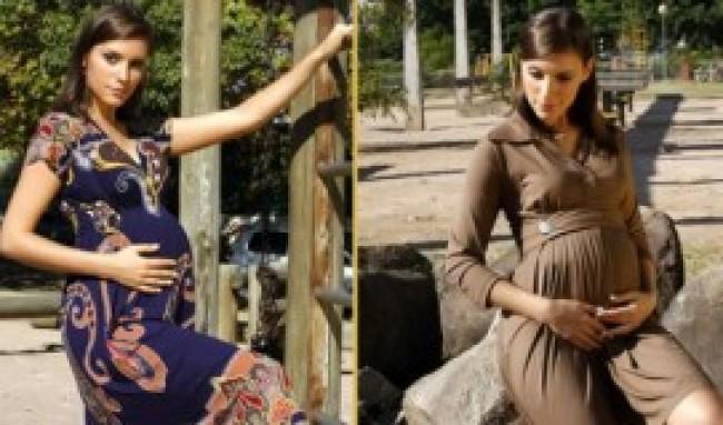 vestidos para gestantes modelos fotos 2 Vestidos Para Gestantes, Modelos, Fotos