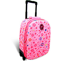 7245783G1 Mala de Viagem Infantil Barbie Preços, Onde Comprar