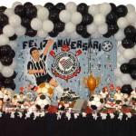 Corin 2 150x150 Decoração de Festa Infantil do Corinthians, Fotos