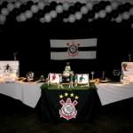 Corint 1 150x150 Decoração de Festa Infantil do Corinthians, Fotos