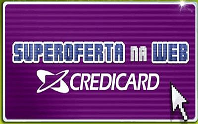 Credicard Ofertas e Promoções Credicard Ofertas e Promoções