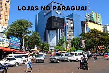 Lojas no Paraguai que entregam no Brasil Lojas no Paraguai que entregam no Brasil