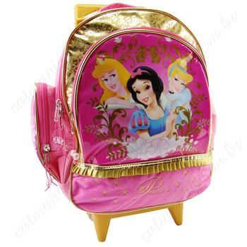 Mochila Infantil das Princesas Onde Comprar Preços Mochila Infantil das Princesas, Onde Comprar, Preços