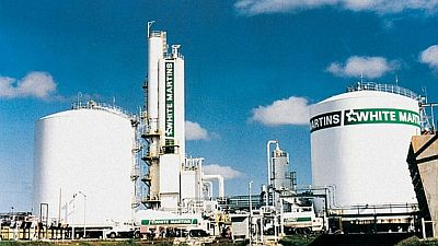 White Martins Gases Industriais White Martins Gases Industriais