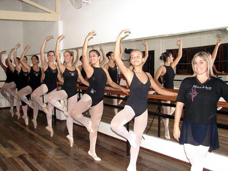 curso de ballet classico gratis Curso de Ballet Clássico Grátis