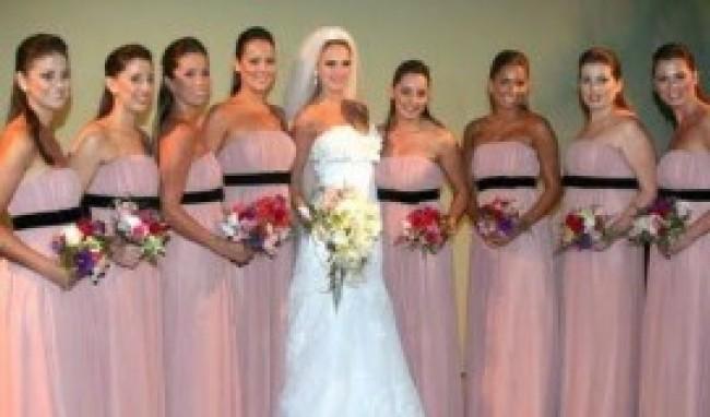 damadehonra1 Vestidos para Damas de Honra, Modelos, Fotos