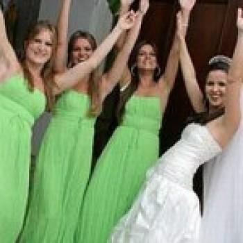 damadehonra2 Vestidos para Damas de Honra, Modelos, Fotos