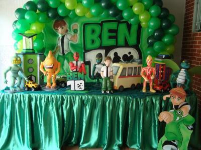 decoração de aniversário do ben 10 fotos 1 Decoração De Aniversário Do Ben 10, Fotos
