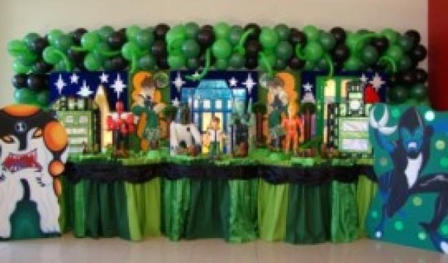 decoração de aniversário do ben 10 fotos 2 Decoração De Aniversário Do Ben 10, Fotos