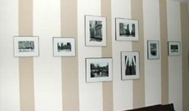 decoração em paredes com listras dicas fotos 4 Decoração em Paredes Com Listras, Dicas Fotos