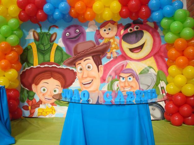 De Aniversario Toy Story 300x225 Decora    O De Aniversario Toy Story