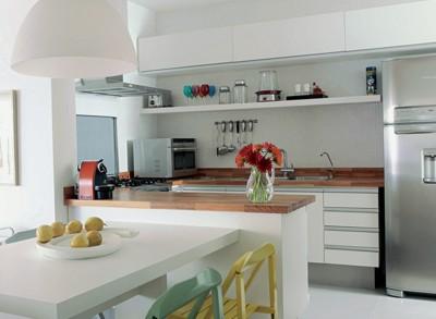 decoracao de cozinha simples Decoração para cozinha simples