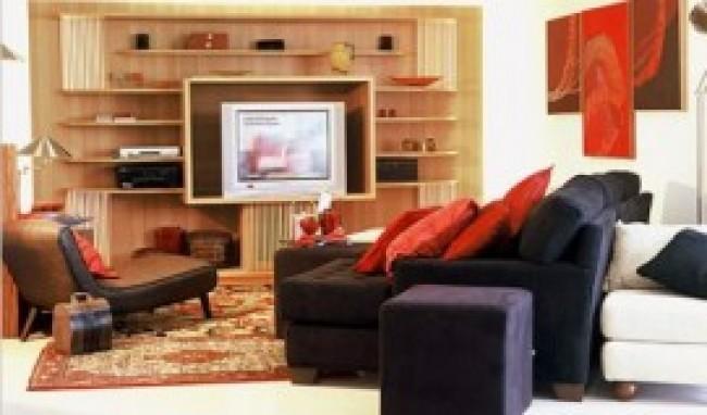 estante planejada para sala modelos fotos 5 Estante Planejada Para Sala, Modelos, Fotos