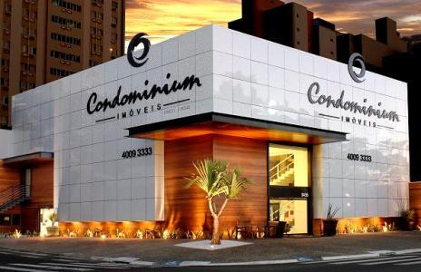 fachadas comerciais modernas Fachadas Comerciais Modernas