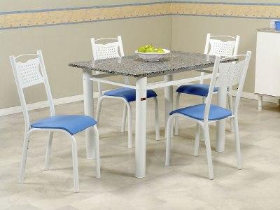 mesas para cozinha pequena modelos 1 Mesas Para Cozinha Pequena, Modelos