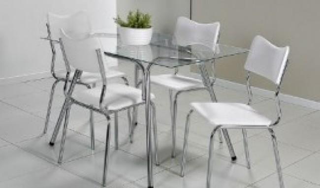 Mesas para cozinha pequena modelos for Mesas para ordenador pequenas