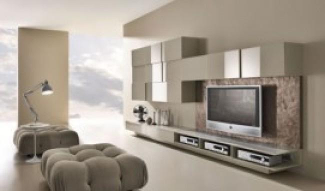 sala de televisao pequena decorada Sala de televisão pequena decorada